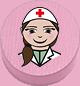 Ärztin rosa