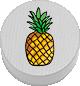 Ananas weiß