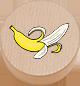 Banane natur
