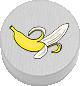 Banane weiß