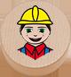 Bauarbeiter natur