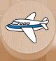 Flugzeug natur