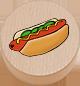 Hotdog natur