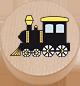 Lokomotive natur