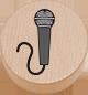Mikrofon natur