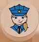 Polizistin natur