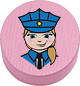 Polizistin rosa