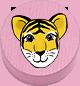 Tiger rosa