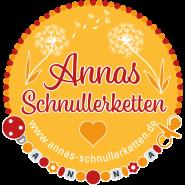 Annas Schnullerketten Logo