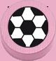 Fussball rosa