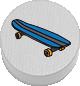Skaten weiß