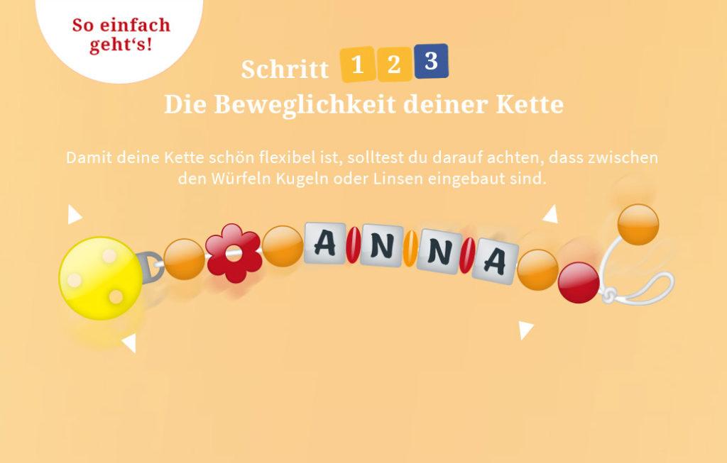 Annas Schnullerketten mit Namen und Foto-Upload - slider full img step3 mobil