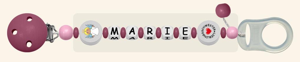 Nuckelkette Marie