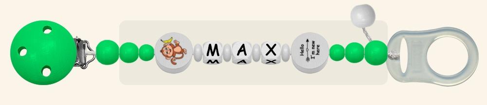 Nuckelkette Max